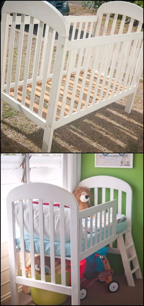 Loft Bed With Crib Best 25 Toddler Loft Beds Ideas On Pinterest Loft Bed Stairs Low Loft Beds For And Bunk