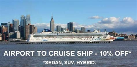 Car Service To Bayonne Cruise Port by Bayonne Cruise Ship Terminal Liberty Luxury Limousine