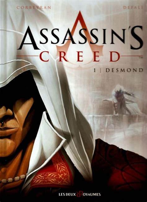 assassins creed volume 1 1782763074 assassin s creed vol 1 desmond fresh comics