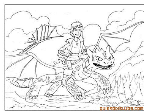 dibujos para pintar de c mo entrenar a tu drag n como entrenar a tu dragon