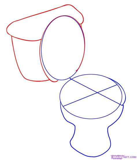 draw on how to draw a toilet step by step stuff pop culture