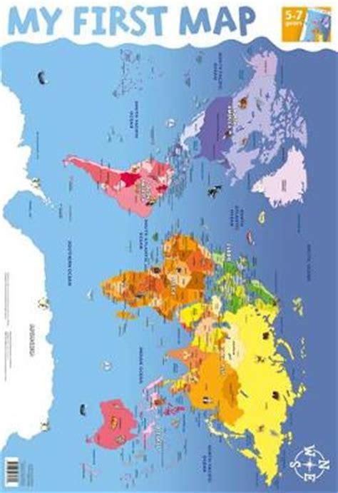 map my world my world map wall chart waterstones