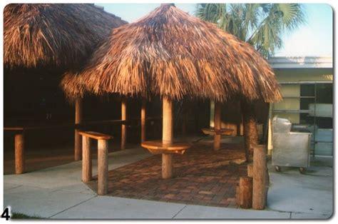 Florida Tiki Huts Custom Tiki Hut Construction Ta Bay Area Florida