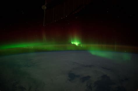 southern lights aurora australis or the southern lights nasa