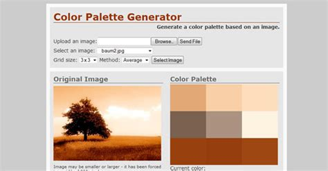 colour palette maker 25 free color tools apps and palette generators