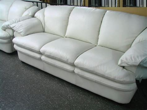 white loveseat sofa living room off white leather sofa and loveseat design