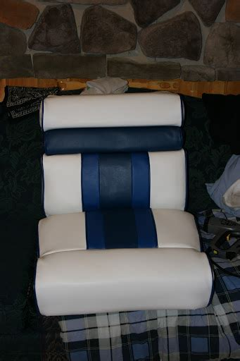 redoing boat seats redoing boat seats club sea ray