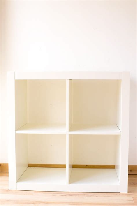 Ikea Expedit Hack by Ikea Expedit Or Kallax Hack