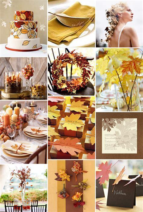 Autumn Wedding Ideas   Autumn Weddings Pics