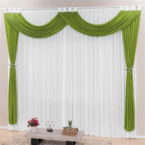 len essen pin varoes cortina sala quarto verde para varao duplo