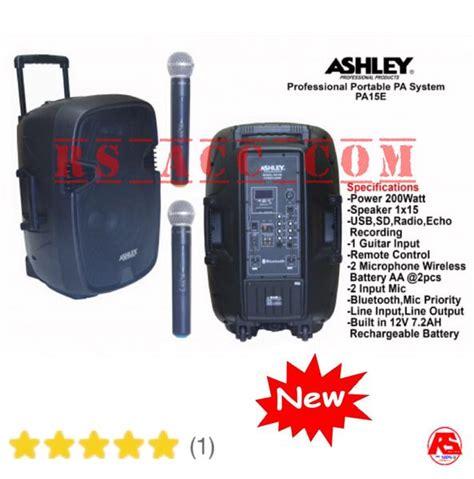 Speaker Portable Meeting Wireles Asatron 12 Inchi jual beli harga murah speaker portable wireless