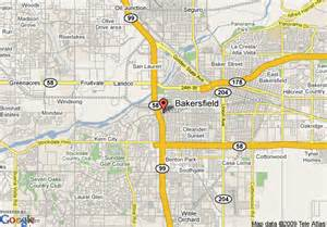 map of extended stay america bakersfield california avenue