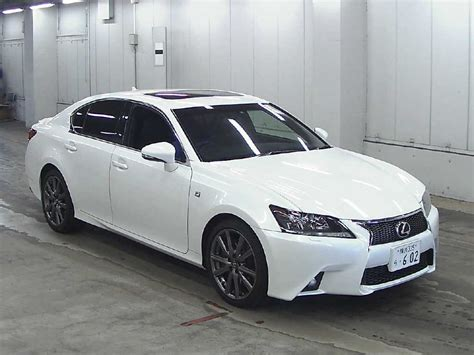 lexus gs350 f sport lowered japanese car auction find 2012 lexus gs350 f sport