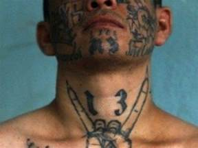 ms 13 tattoo ms 13 gang violence increasing united states and the americas unexplained mysteries