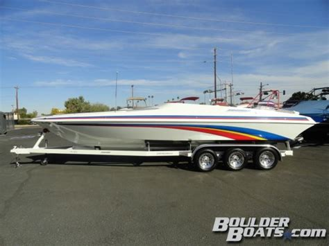 howard custom boats for sale 2005 howard custom boats 28 bullet powerboat for sale in