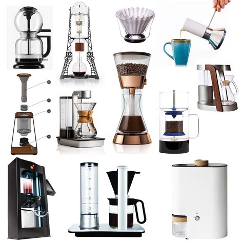 coffee maker design history 12 of the best in coffee brewing technology design milk