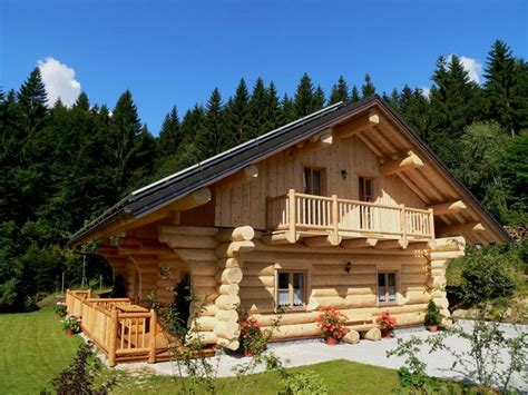Holzblockhaus Aus Polen by Https Www Ferienhaus Christian Debayerischer Wald
