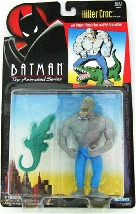 Sts45 Tas P Da Croco 1994 dc comics batman the animated series