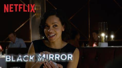 black mirror saison 4 une bandeannonce pour hang the dj