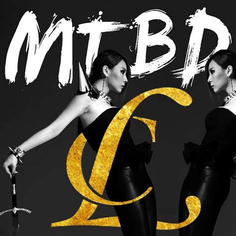 Mtbd Cl 2ne1 cl mtbd cover by 2ne1 on deviantart