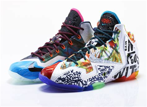 the lebron sneakers nike quot what the lebron 11 quot sneakernews