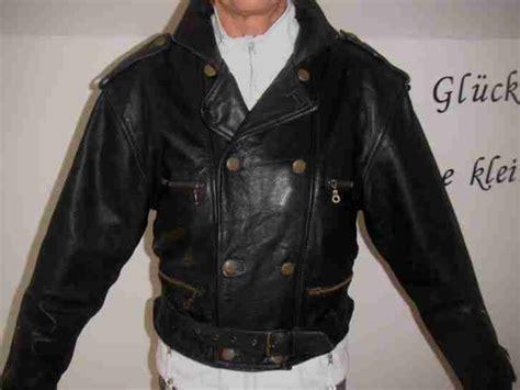 Alte Motorrad Lederjacke Gebraucht Kaufen by Alte Motorrad Lederjacke Bestes Angebot Und