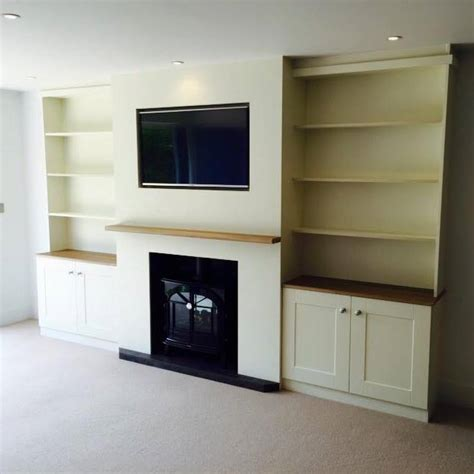 Fitted Living Room Furniture & Lounge Storage Solutions