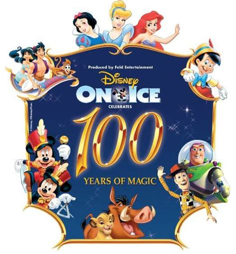 Family Disney On Ice100 Years Of Magic by Giveaway Tickets To Disney On Celebrates 100 Years Of