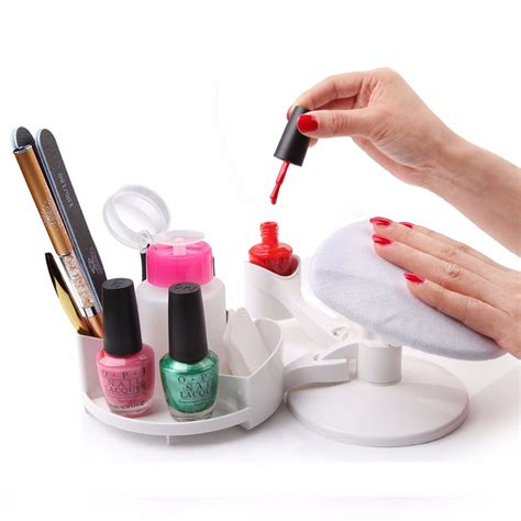 Manicure Pedicure Di Nail Plus makartt pedi station manicure and pedicure set nail studio nail holder stand and