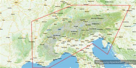 karte deutschland italien italien alpen karte kleve landkarte