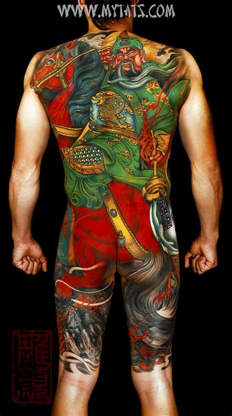 guan yu tattoo guan yu done by jess yen horiyen yelp
