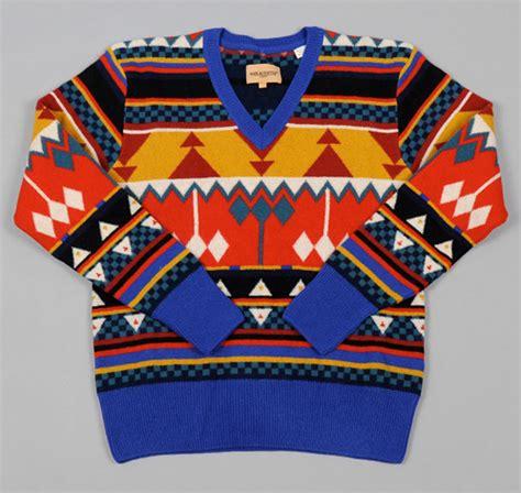 aztec pattern jumper aztec pattern sweater multicolor hickoree s