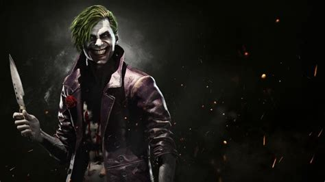 player unknown battlegrounds wallpaper the joker is looking kind of different in injustice 2