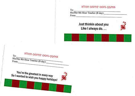 6 best images of holiday grams printable printable candy