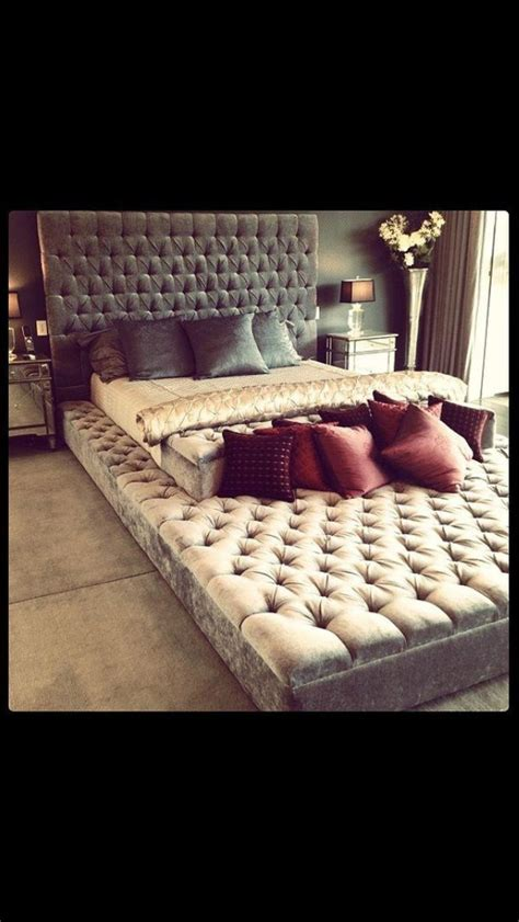 beds with big headboards 9 best ideas about big beds on pinterest headboard