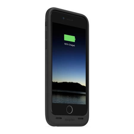 mophie mfi iphone 6s 6 juice pack air battery black