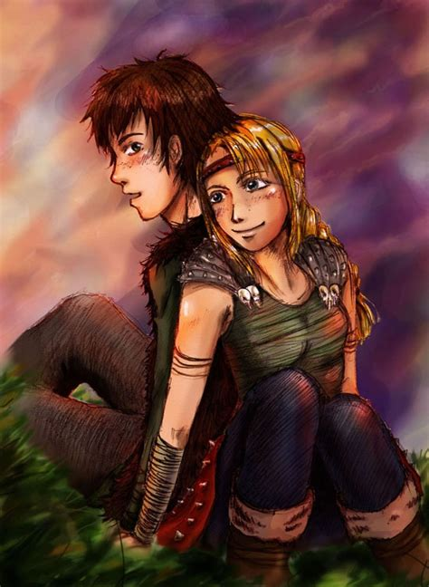 And Astrid Go by Hiccup And Astrid How To Your