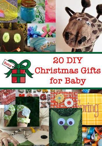 20 diy christmas gifts for baby handy diy