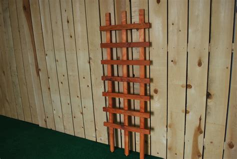 Redwood Trellis spec tre ladder trellis the redwood store