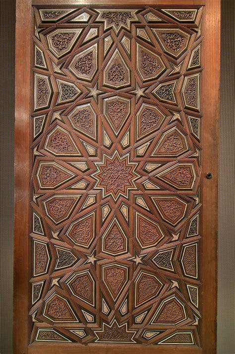 islamic pattern door slideshow 1003 22 door panel in museum of islamic art