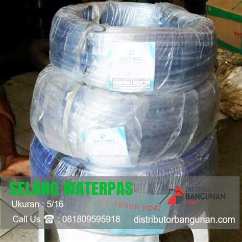 Selang Air Elastis selang elastis 5 16 waterpass distributor pipa pvc