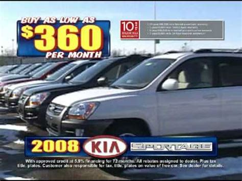 Buy A Kia Get A Kia Free Summit Place Kia Commercial Buy One Get One Free