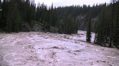ghost river alberta flooding youtube