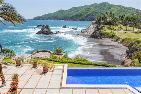 encantada real estate information casa punta encantada manzanillo in manzanillo mexico for