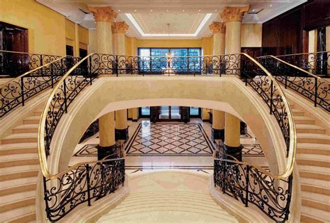Luxury Home Stairs Design Mansion House Staircase Home Design