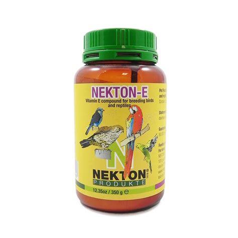 vitamin e supplement nekton e vitamin e supplement for birds 350g 12 35oz