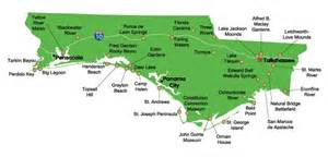 nw florida map cing in the florida panhandle if you enjoy cgrounds