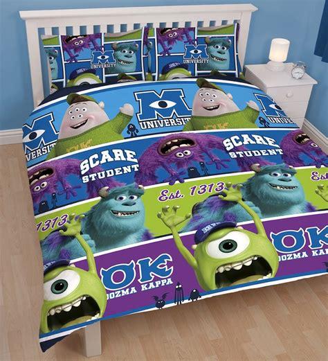 Monsters Inc Bedding Set Monsters Bedding Monsters Inc Bedding Duvet In Stock Now