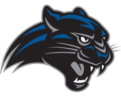 eiu panthers athletics concepting  behance panther
