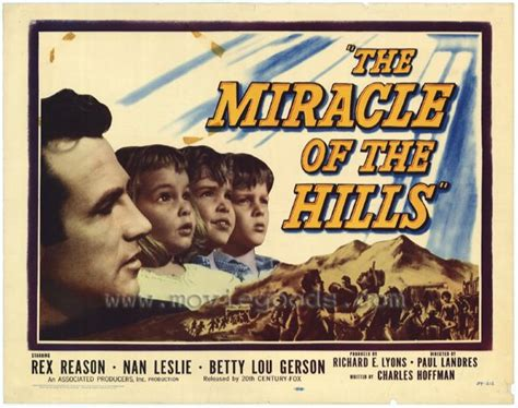 The Miracle 1959 Posters From Poster Shop